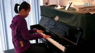 《八度  曲》婧雯 琴演奏—在 播放—优酷网,  高清在  看 thumbnail