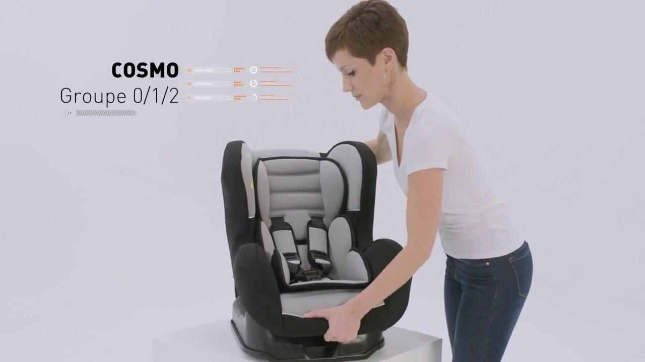 premium baby autostol