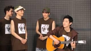 Video [Unseen][130821] Taeun Couple Ep16: EXO dance cover NoNoNo + Taemin's video message for Naeun download MP3, 3GP, MP4, WEBM, AVI, FLV Agustus 2018