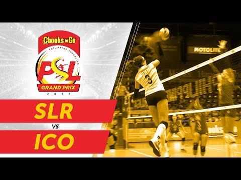 Sta. Lucia vs. Iriga City | Chooks-to-Go PSL Grand Prix 2017