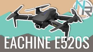 Affordable Drone - Eachine E520S