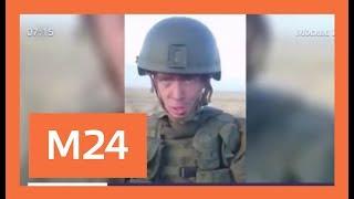 Солдат одной из воинских частей получил полгода службы в дисбате