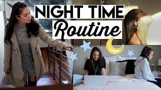 Night Time Routine 2015!⎜Claudia Sulewski