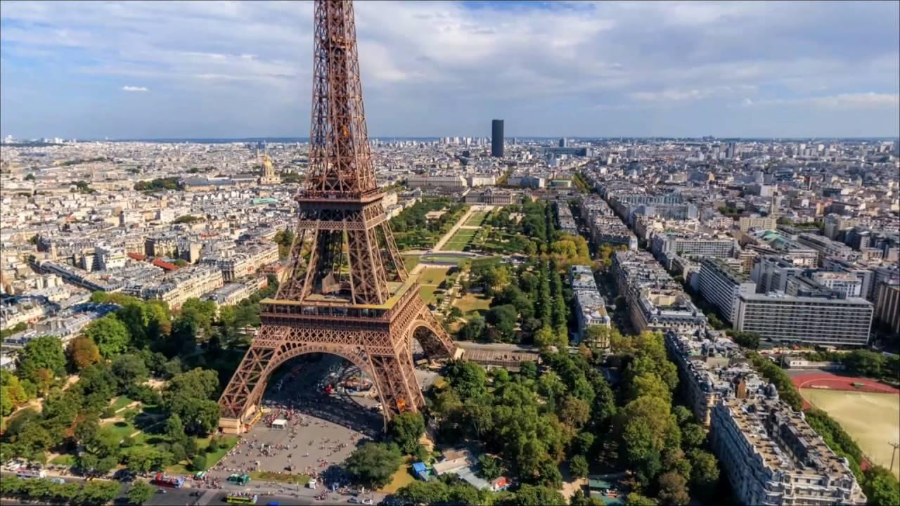 Paris Vista A 233 Rea Torre Eiffel Youtube