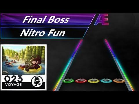 Nitro Fun - Final Boss | Clone Hero Chart