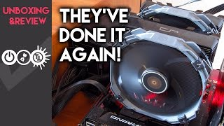 cryorig R1 Ultimate Review - Amongst Best Air CPU Coolers