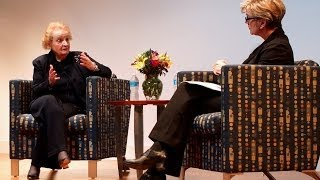 """Megatrends in Foreign Policy"" with Madeleine Albright"