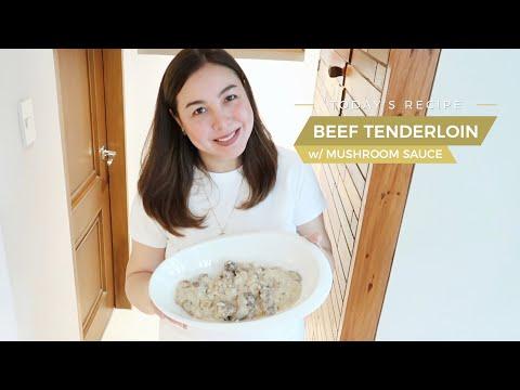 beef-tenderloin-with-mushroom-sauce-|-marjorie-barretto