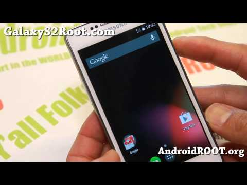 Omni ROM with Android 4.4 KitKat for Galaxy S2!