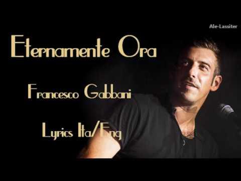 Francesco Gabbani-Eternamente Ora Lyrics (Sub Ita/Eng)