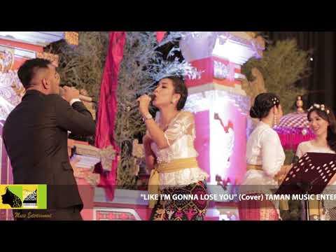 Meghan Trainor - Like I'm Gonna Lose You ft. John Legend  ( Cover ) By TAMAN MUSIC FEAT JUDIKA