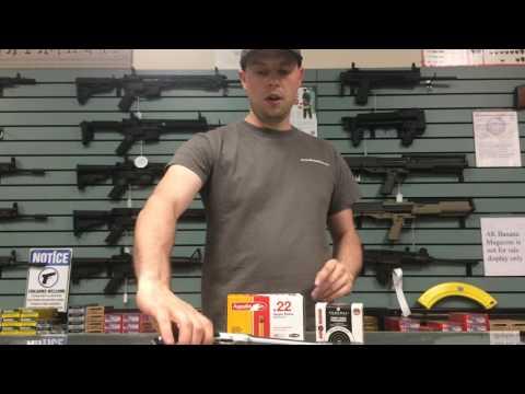 22LR Battle between Aguila Super Extra, CCI Mini-Mags, Federal Auto-Match and Remington Goldenbullet
