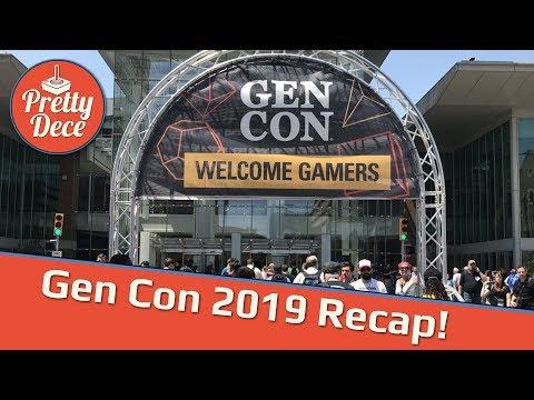 Gen Con 2019 Recap!