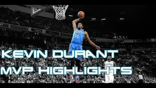 kevin durant mvp offense highlights 2013 2014