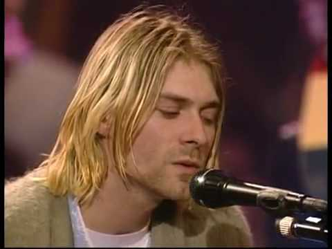 Nirvana - Oh, Me (Unplugged In New York).mp4