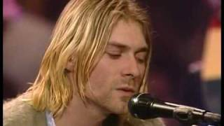 Watch Nirvana Oh Me video