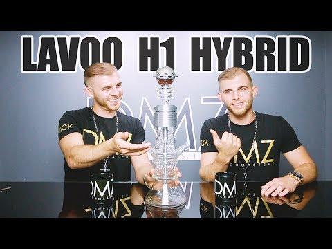 Lavoo H1 Hybrid | Hookah (2019)