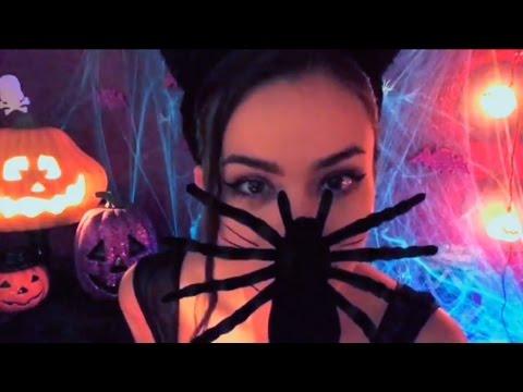 ASMR ~ Halloween Triggers A-Z!