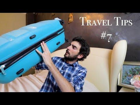 Travel Tips #7:  La valigia indistruttibile (toccando ferro)
