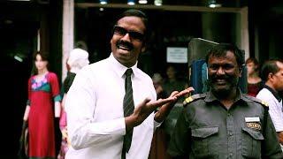 Wilbur Sargunaraj-Mark of the Man is the Moustache