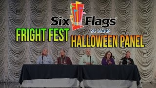 Exclusive Six Flags Fright Fest Panel Hosted At Six Flags St. Louis 3.19.16