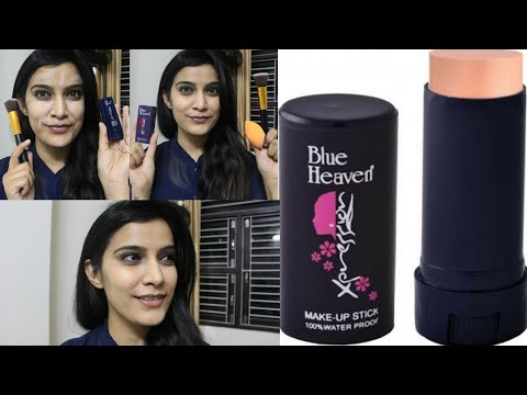 Blue Heaven Concealer Stick Review |  How to Use it?? | Super Style Tips