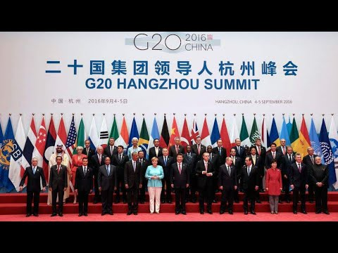 Live Full G20 summit Chinese 2016