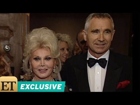 EXCLUSIVE: A Look Back At Zsa Zsa Gabor And Prinz Von Anhalt's Wedding And How He Protected Her