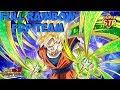 Otherworld Str SSJ Angel Goku! Rainbow F2P Team vs Jiren Boss Event: DBZ Dokkan Battle