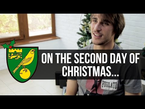 Norwich City's 12 Days of Christmas | Day 2: Ignasi Miquel