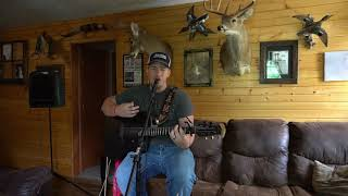 Luke Combs - Lovin' On You (Cover)