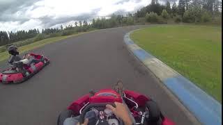Raceway Pit Maneuver Spinout / PGP Motorsports Park