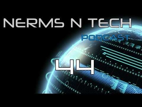 Nerms N' Tech #44 - AMD Zen News and I'm Uninstalling Oldrim!