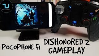 Dishonored 2 ANDROID Gameplay/Gloud PS4 Games!