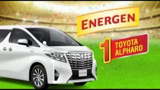 Tvc energen super hadiah periode  April-oktober