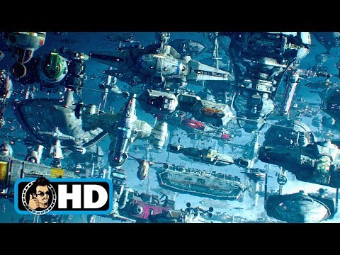 Lando's Fleet Arrives - STAR WARS: RISE OF SKYWALKER Movie Clip (2019) HD
