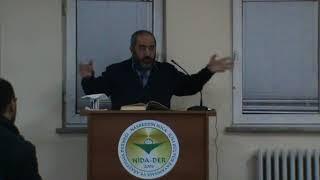Ali Akar- İlk Çağ Peygamberleri Nuh (as) 18 Mart 2017