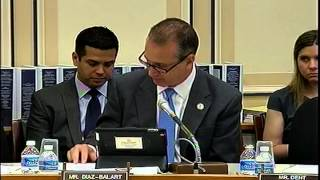 Budget Hearing - United States Assistance to Combat Transnational Crime  (SFOPS Subcommittee)