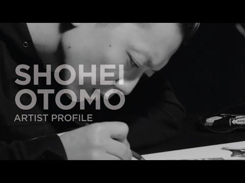 Artist Profile  Shohei Otomo