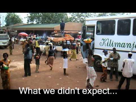 Burkina Faso: A Simpson University Technlogy Mission Trip