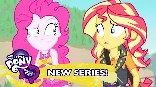 MLP: Equestria Girls С1 Russia - Sunset Shimmer's Saga: Вытертый✨