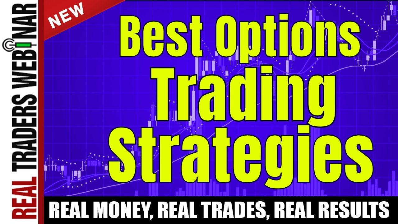 Trading strategies in options