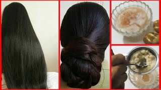 How to get Long Hair, Soft Hair, Smooth Hair and Healthy Hair with Potato- Magical Remedy-100%works