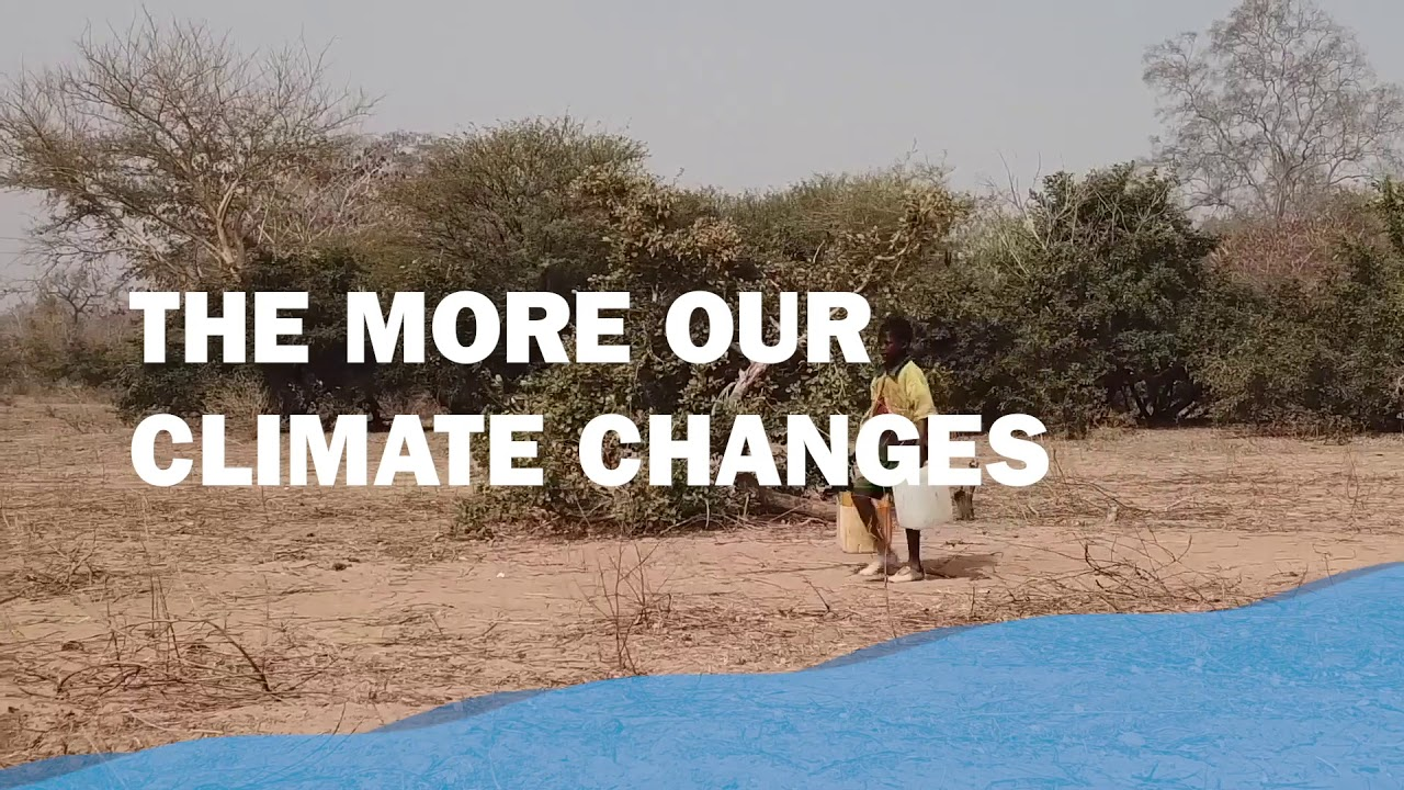 What has Climate Change got to do with WaterAid?  WaterAid March 2021.