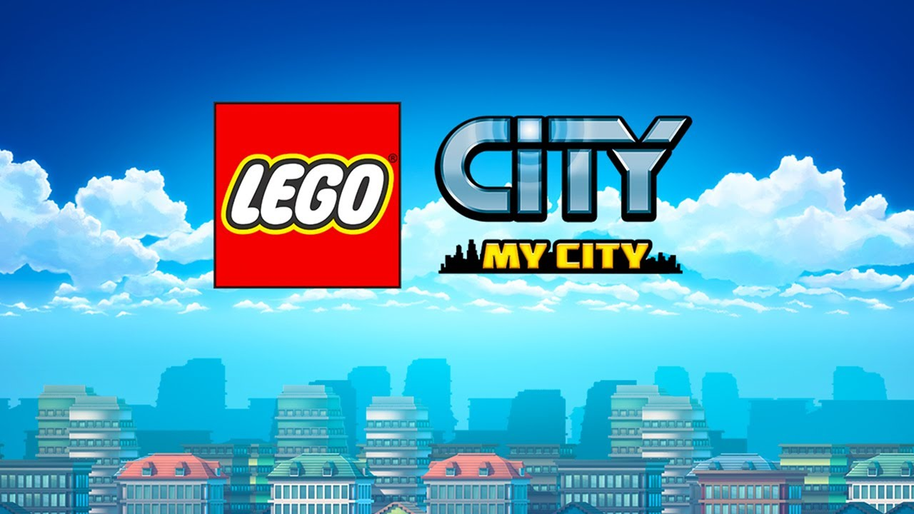 lego com my city