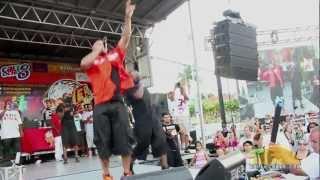 Flo Rida Good Feeling Live @ Calle Ocho (in HD)