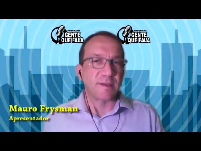 Entrevista com João Paulo Janoni, diretor da CBDL,  no programa Gente que Fala