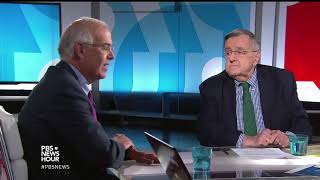 Shields and Brooks on Trump dismantling Obama's achievements, Puerto Rico in need
