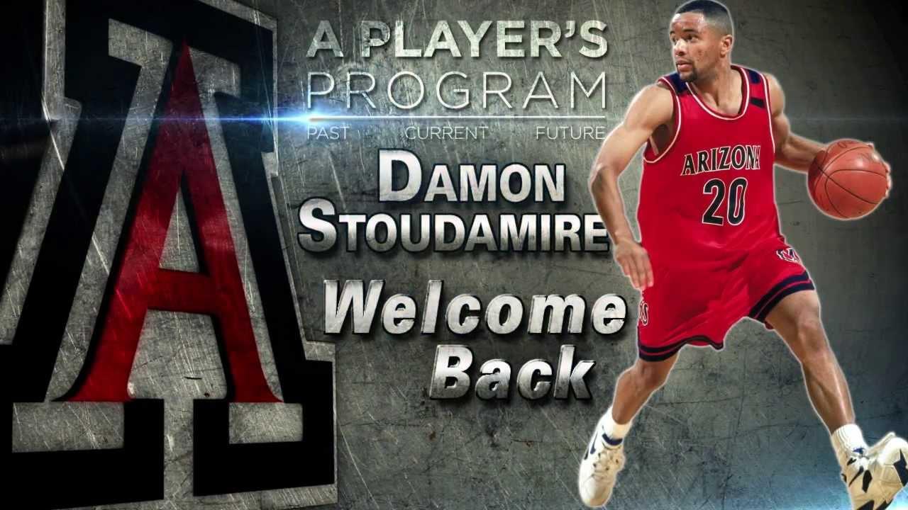 Wel e Back Damon Stoudamire Arizona Highlights