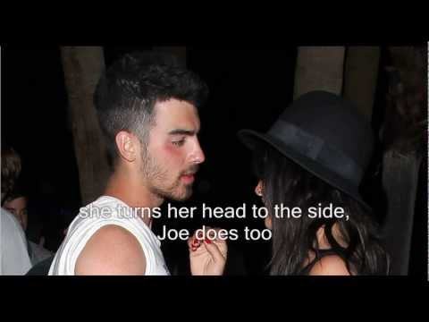 Joe Jonas - Love Slayer (music video idea)